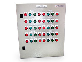 Area lighting control Panels