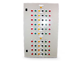 Remote monitoring & control panel
