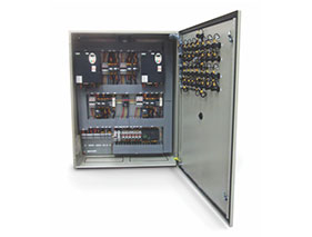 VFD with S/D bypass control panels